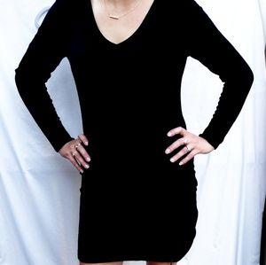 Stunning Wool Mix Sweater Dress